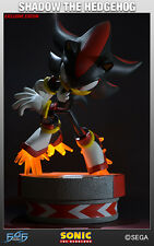First4Figures Modern Sonic Shadow the Hedgehog EXCLUSIVE Statue MINT IN BOX