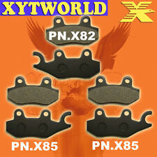 Front Rear Brake Pads for HYOSUNG MS3 250i 2007-2009