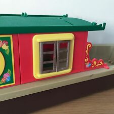 Vintage Sylvanian Families Tomy Rose of Sylvania Boat Barge Spares - Window