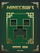Minecraft: The Official Annual 2014 (Annuals 2014)  Very Good Book