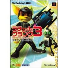 Ratchet & Clank 3: Up Your Arsenal Rangers Official Complete Guide Book/ PS2
