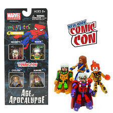 Marvel Minimates Age of Apocalypse 4-Pack #1 2010 New York Comic Con Exclusive