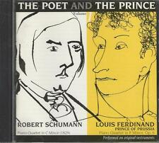 Music CD Poet and the Prince Robert Schumann Louis Ferdinand Volume 1