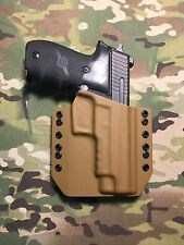 Coyote Tan Kydex SIG P226R  Holster