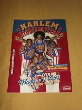 BASKETBALL STARS  2008 HARLEM GLOBETROTTERS WORLD TOUR SOUVENIR BOOKLET