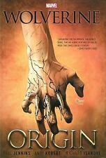 Wolverine: Origin & Origin II HCs by Jenkins, Gillen the Kuberts & Isanove