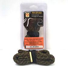 Hoppes .44 .45 Cal  Boresnake Bore Snake Pistol Cleaning Rope Caliber Hoppe's