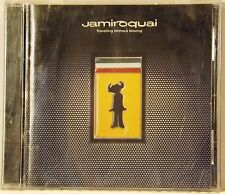 "Jamiroquai ""Traveling Without Moving"" CD Very Good+ Condition ""VIrtual Insanity"""