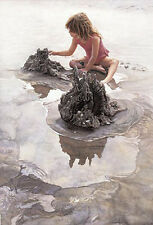 """Castles in the Sand"" Steve Hanks Limited Edition Fine Art Print"