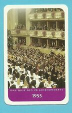 Vienna State Opera Wiener Staatsoper Cool Collector Card from Europe