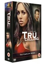 Tru Calling Complete Series 1 +2 (Zach Galifianakis) New DVD Region 4