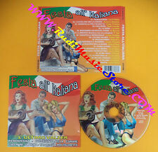 CD Compilation Festa all'Italiana MUSIANI I GIRASOLI no lp mc dvd vhs(C26)