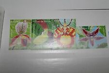 "FRANCE 2005 ""FLOWERS - ORCHID"" MNH** SET (CAT.10)"