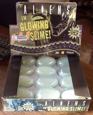 Aliens In Glowing Slime x 1 Egg PX Previews Exclusive EMCE Diamond Select Toys