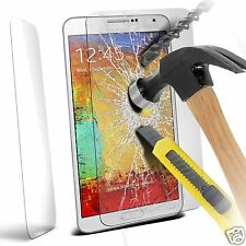 100% Genuine Tempered Glass Film Screen Protector for Samsung Galaxy Note 3