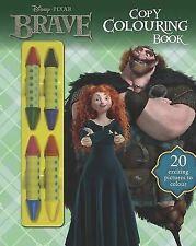 Brave Colouring (Disney Pixar Brave Film Tie in), Disney, New Book