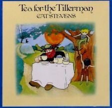 Cat Stevens TEA FOR THE TILLERMAN 4th Album REMASTERED Island Records NEW CD