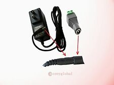 Screw Terminal Adapter 12V DC 100mA 500mA 1A 1000mA AC Power Supply Charger PSU