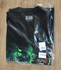 2015 Blizzcon Hearthstone Overwatch Starcraft WoW Heroes of the Storm T-Shirt M