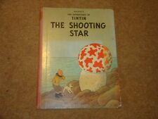 Tintin 1961 The Shooting Star First Edition - good condition