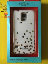 kate spade new york - Confetti Hybrid Hard Shell Case for Samsung Galaxy S5 Gold
