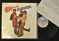 JAPANESE PRESSING The Monkees Headquarters ARISTA 18RS-30