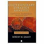 Contemporary Strategy Analysis, Fourth Edition Robert Grant EUC