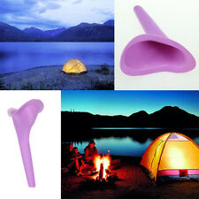 Female Lady Urinal Portable Camping Travel Urination Device Funnel Toilet Urine