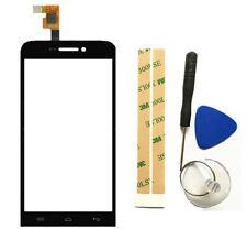 Vitre Ecran Tactile Touch Screen Digitizer Remplacement Pour Wiko Wax Noir
