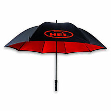 "HEL PERFORMANCE 60"" Sport Umbrella Storm Proof With Soft Grip Handle"