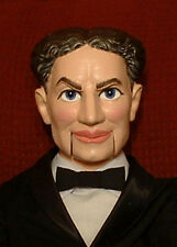 "HAUNTED Houdini Ventriloquist doll ""EYES FOLLOW YOU"" Puppet Dummy Halloween Prop"