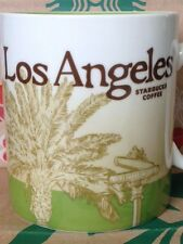 NEW Starbucks LOS ANGELES California Icon 16 oz mug RARE! DISCONTINUED!