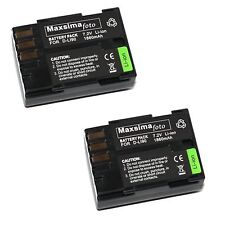 TWIN PACK Battery for Pentax K-01, K3, K5, K5 MkII, K7,645D, DLI90, D-LI90,DLi90
