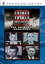 GREAT CRIMES & TRIALS OF TH...-Great Crimes And Trials Of The 20th CenturDVD NEW