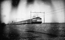 Eisenbahn Spoorwegen Railway NS 1142 Nederland Netherlands Original Negative 90s