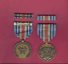 War on Terror Expeditionary medal with ribbon bar
