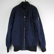 Brand New Men's Condemned Nation Navy Bomber Size XS (Fashion/Style)RRP£54.99
