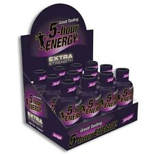 5 Hour Energy Extra Strength Grape Shots 1.93 oz Sugar Free 24ct