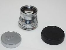 Leica M2 Summicron 5cm f2 Collapsible lens. Made in Germany. Leica M3, M6, M240