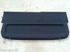 NEW OEM NISSAN 2007-2012 VERSA HATCHBACK REAR CARGO COVER - BLACK COLOR ONLY