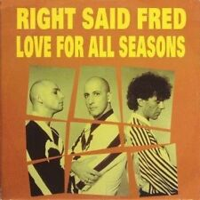 Right said Fred Love for all seasons (1992) [Maxi-CD]