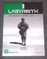 Labyrinth : The War on Terror, (2001 - ?) - GMT {NEW-SEALED-SHRINK}  OOP