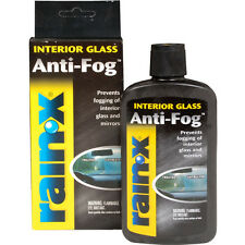 NEW! Rain-X ANTI FOG GLASS & MIRRORS Automotive / Car / Bike / Marine / Home HQ