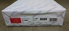Crane's Lettra Fluorescent White 110# cover/125 sheets of 100% cotton card stock