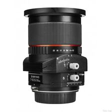 "Samyang T-S 24mm f/3.5 ED AS UMC NIKON ""EU STOCK""UPS SHIPPING 48H in EU"""
