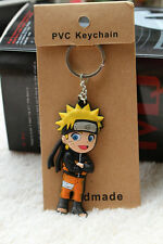 naruto rubber key chain doll cute ornament toys new style 003