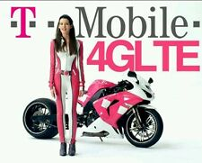 1 T-MOBILE PRELOADED SIM CARD $60 1ST MONTH FREE 10GB LTE DATA new# or port