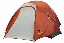 Ledge Sports Recluse Lightweight 3 Person Backpacking, Camping Tent, 3 season