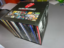 OPERA COMPLETA BOX COFANETTO 24 CD + 2 DVD THE ROLLING STONES COLLECTION