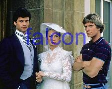 FALCON CREST #604,ANA ALICIA,billy moses,LORENZO LAMAS,tv photo